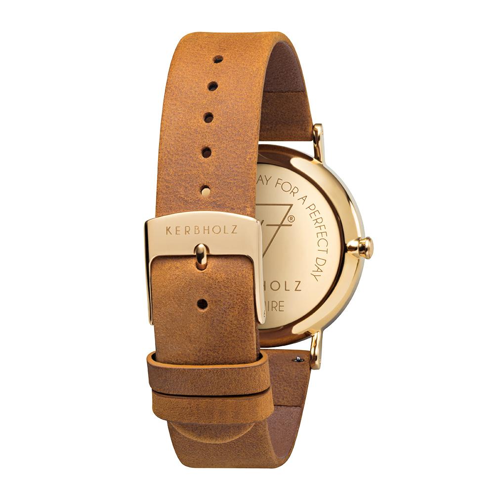 KERBHOLZ|原木手錶-FRIDA聖誕禮盒組-女性適用