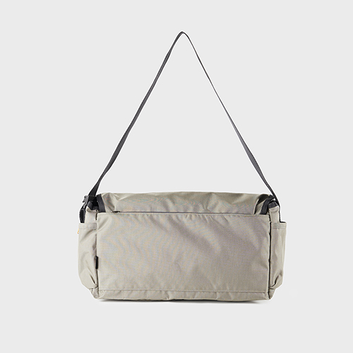RAWROW|廣場系列-肩/側背郵差包(大,37x22cm)-橄欖綠-RMS600OL