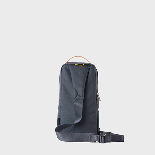 RAWROW|廣場系列-兩用經典單肩包(手提/肩背)-深藍灰-RSL600CH