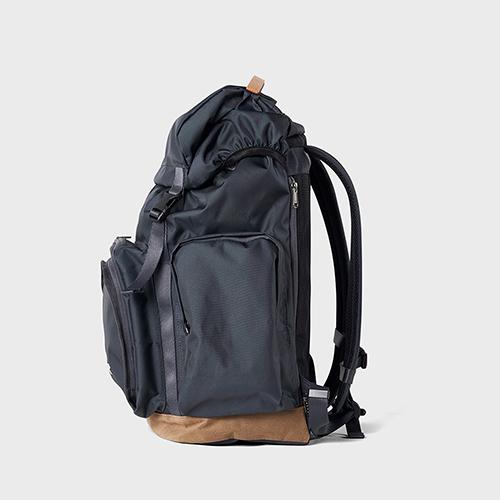 RAWROW|廣場系列-15吋兩用運動後背包(手提/後背)-深藍灰-RBP620CH