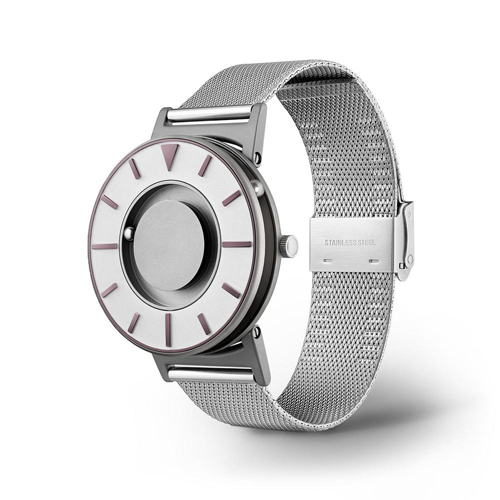 EONE|The Bradley 觸感腕錶 (耀眼紫 鋼帶限定款)