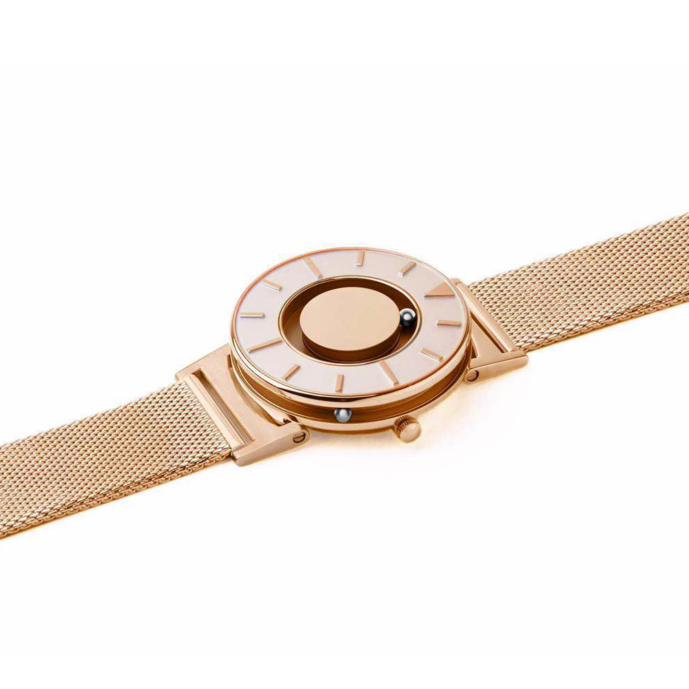 EONE|The Bradley 觸感腕錶 (金色系列-純玫瑰金)