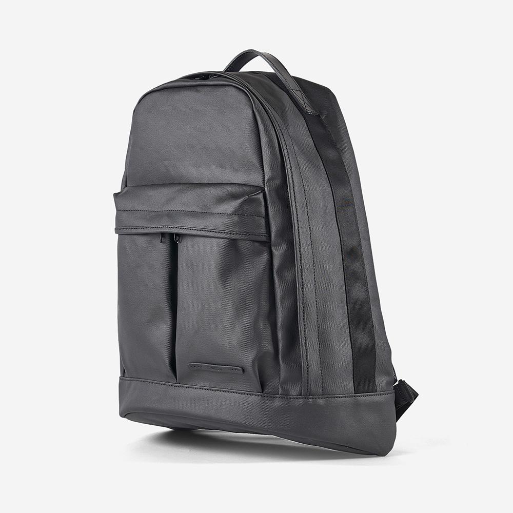 RAWROW|極黑系列-15吋兩用經典後背包(手提/後背)-RBP421BK