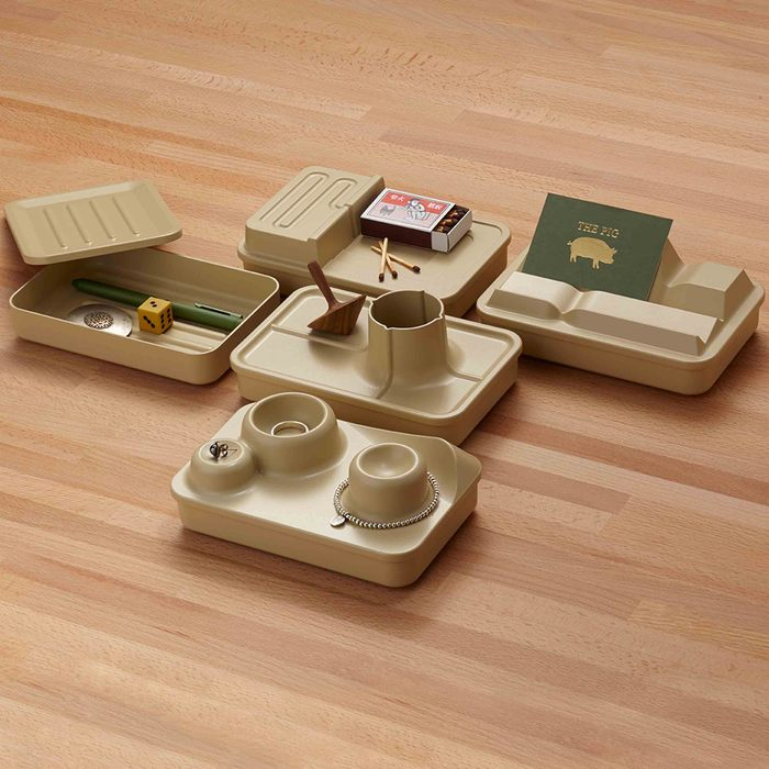 Landscape地景置物盒|火山 曙光砂