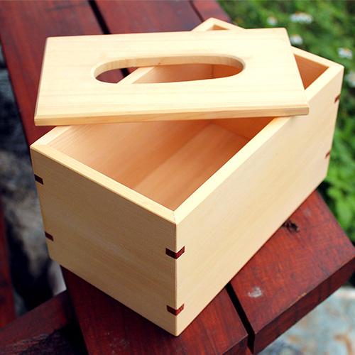 HappyWood|原木衛生紙盒