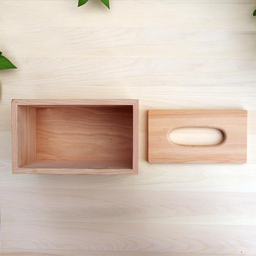 HappyWood 台灣檜木衛生紙盒