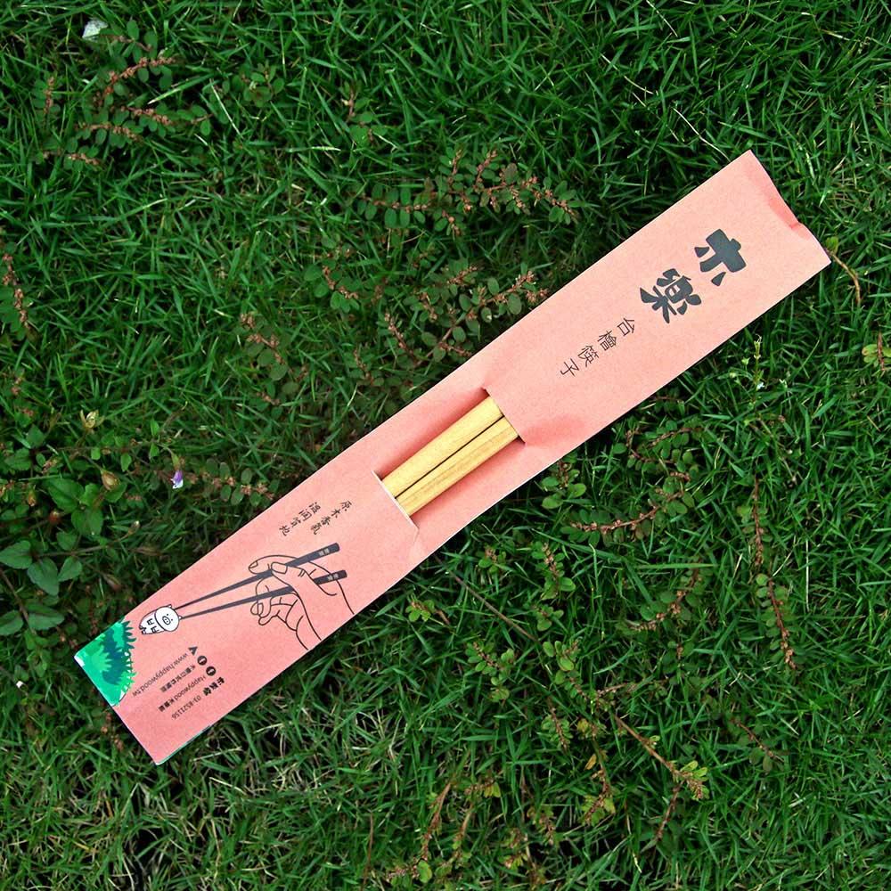 HappyWood|台檜筷子