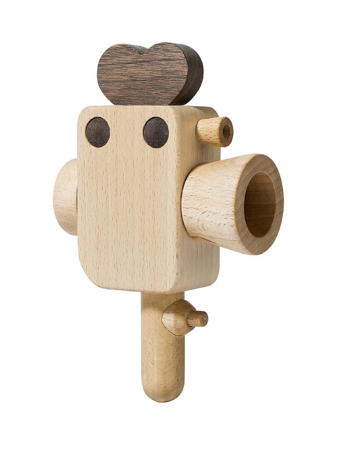 PlayMe X FF經典相機玩具-Super8攝相機