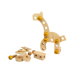 PlayMe|動物螺絲積木