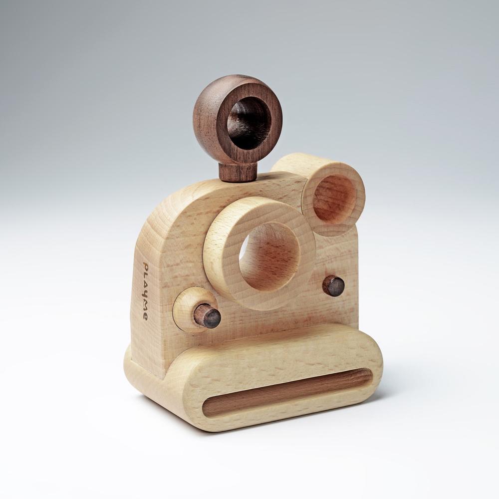 PlayMe X FF 經典相機玩具-拍立得