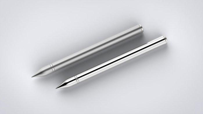 小山坡 Inde-Pen 自立筆〔鈦〕
