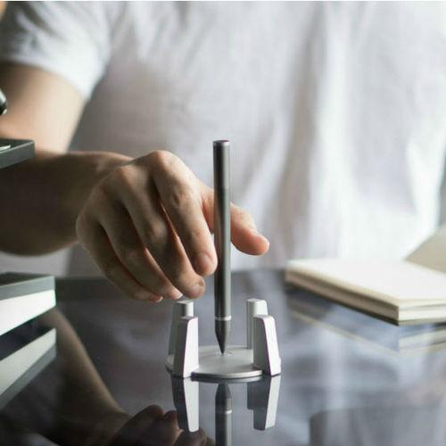 小山坡 Inde-Pen 自立筆〔鋁製筆身〕