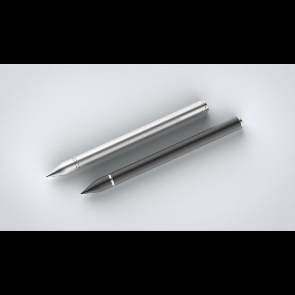 小山坡 自立筆〔鋁製筆身〕