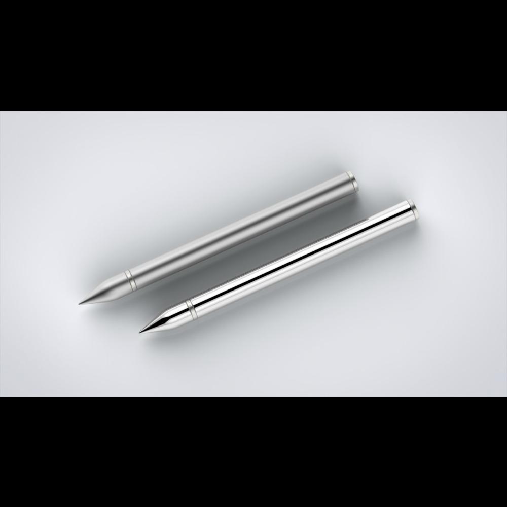 小山坡|Inde-Pen 自立筆〔鈦製筆身〕