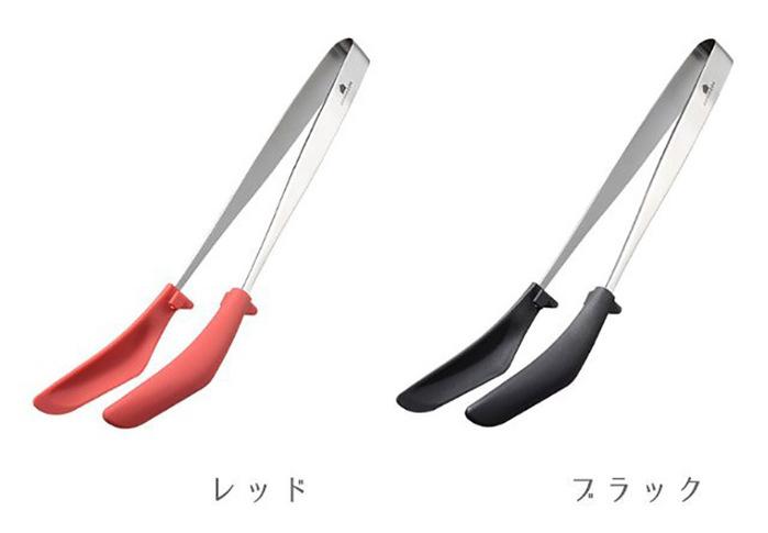 日本 AUX | 平底鍋用炒菜夾 - UCS21