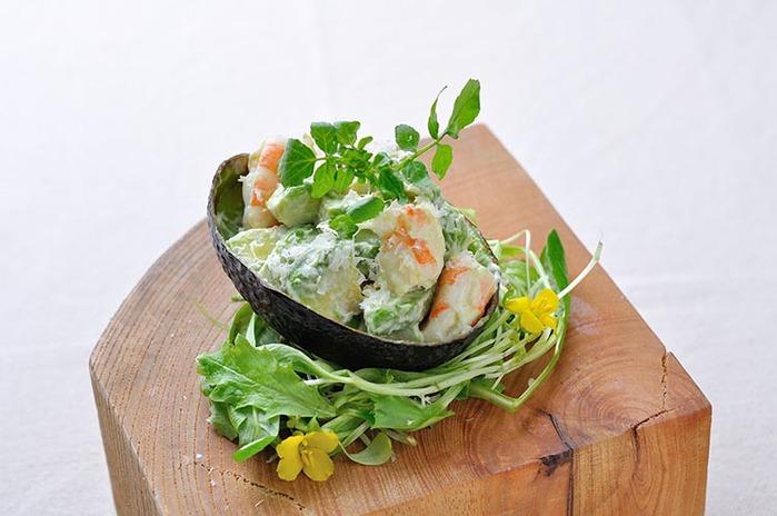 日本 AUX | 曲型蔬果挖匙 LS1529