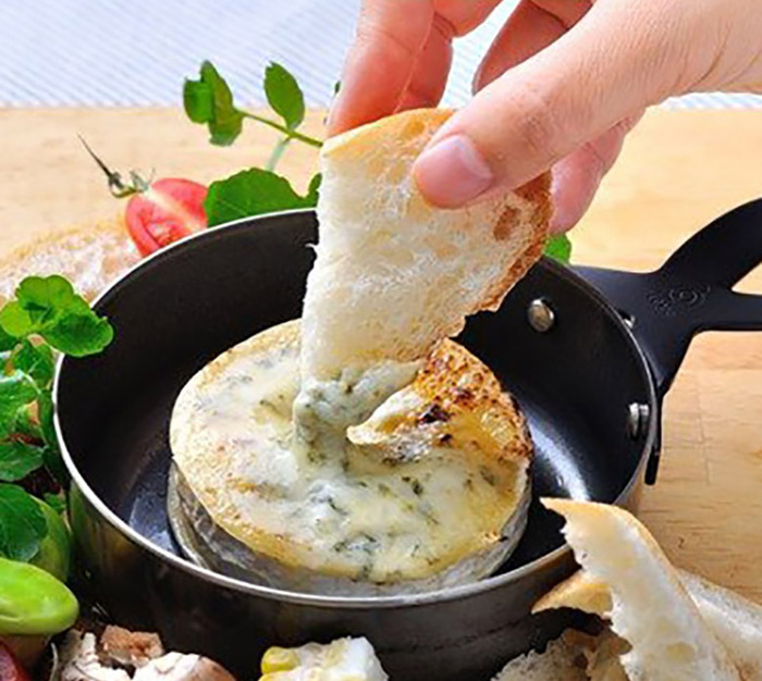 日本 AUX | 薄型鐵烤鍋 - LS1527