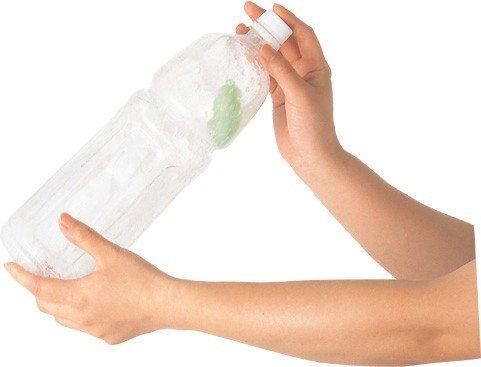 日本品牌【MARNA】豌豆型寶特瓶清潔器