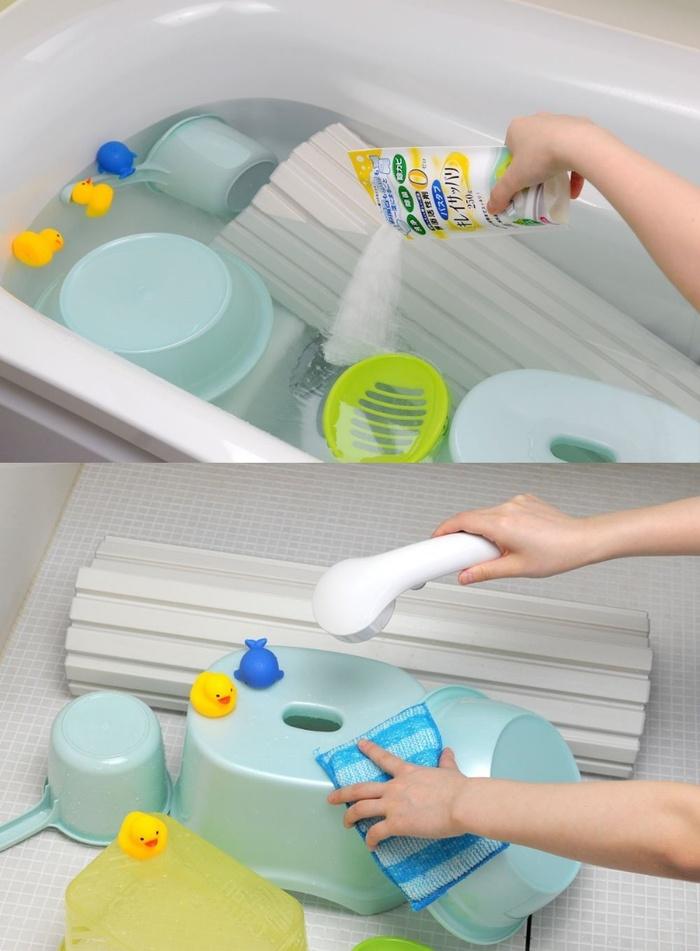 日本品牌【ARNEST】浴缸衛浴用品清潔粉