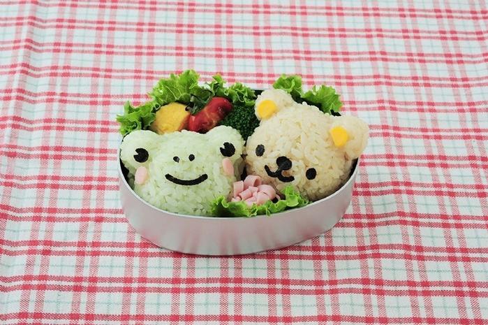 日本品牌【Arnest】阿熊與快樂夥伴們的飯糰模