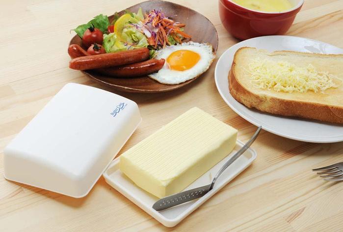 日本品牌【Arnest】淺型奶油盒