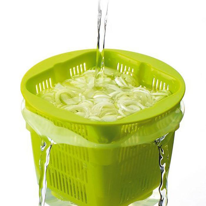 日本品牌【AKEBONO/曙產業】兩層式小量杯/洗籃 PC-775