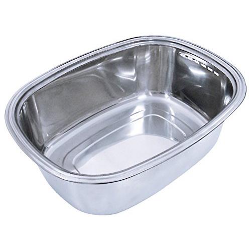 Arnest | 高腳金幣型洗碗桶  A-75397