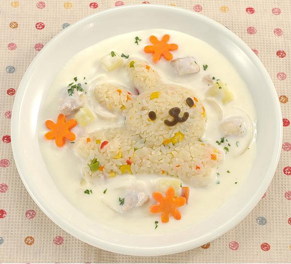 日本品牌【Arnest】造型飯模3入