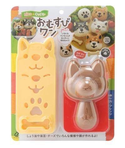 日本品牌【Arnest】狗狗壓飯模