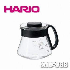 【HARIO】V60經典36咖啡壺360ml / XVD-36B