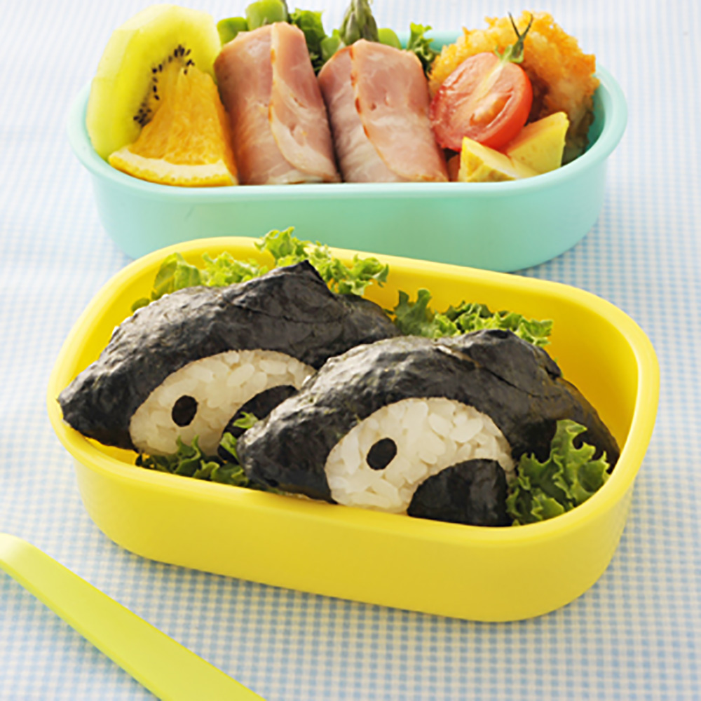 Arnest | 海豚造型飯糰模