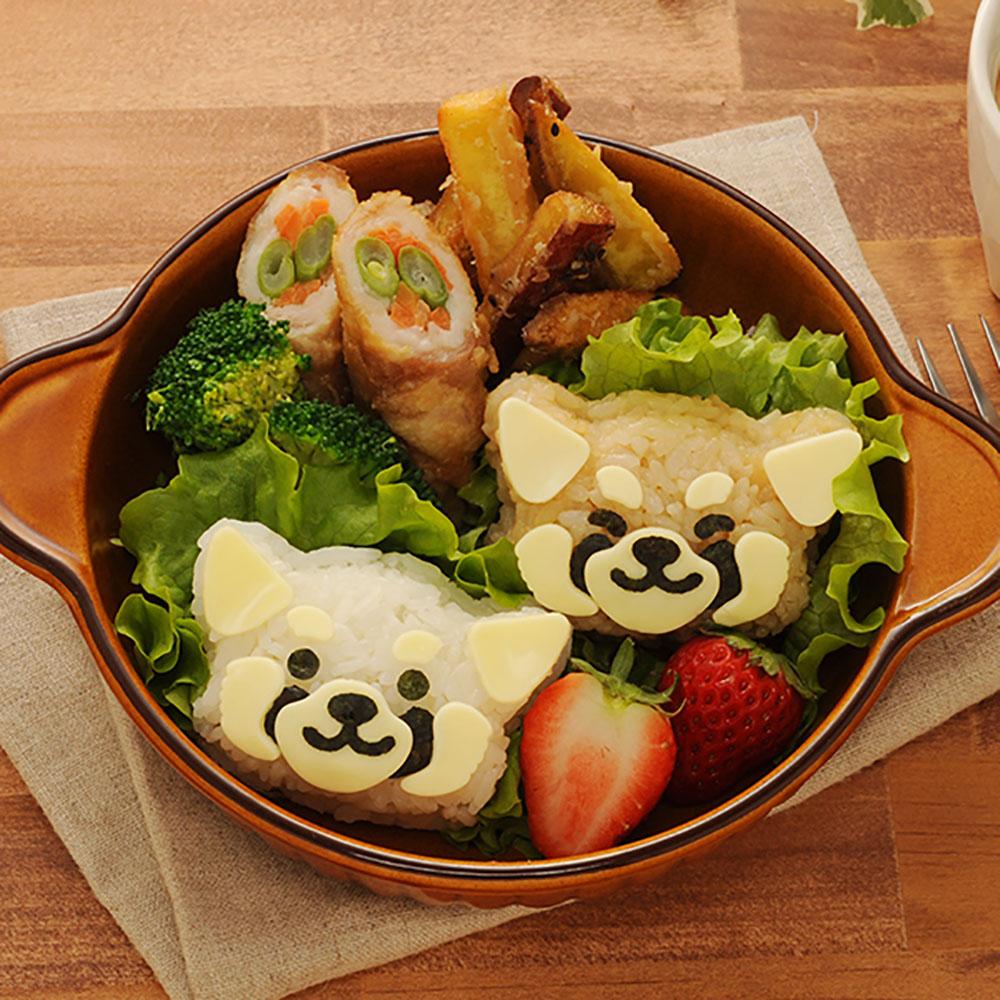Arnes | 小貓熊造型飯糰模