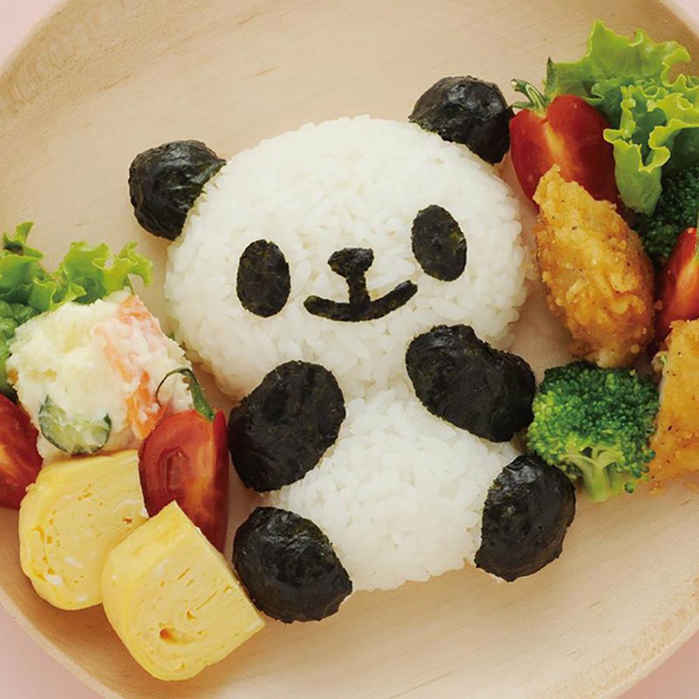 Arnest | 熊貓造型多用途飯模