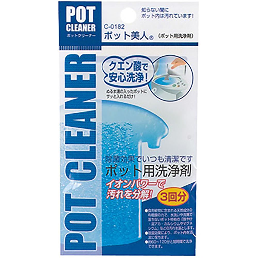 不動化學 | 電熱水瓶清潔劑