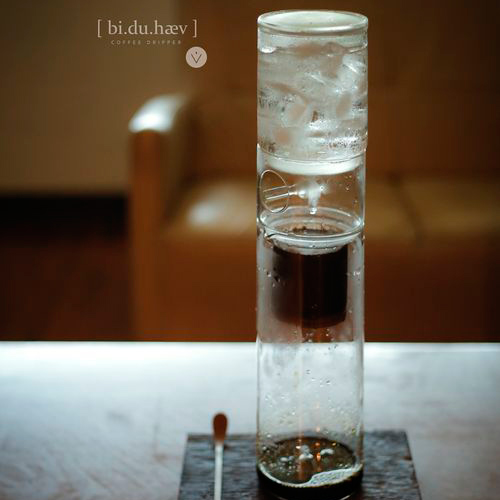 [ bi.du.haev ]|coffee dripper 獨立無價冰滴系統 - L13 / 2000 c.c