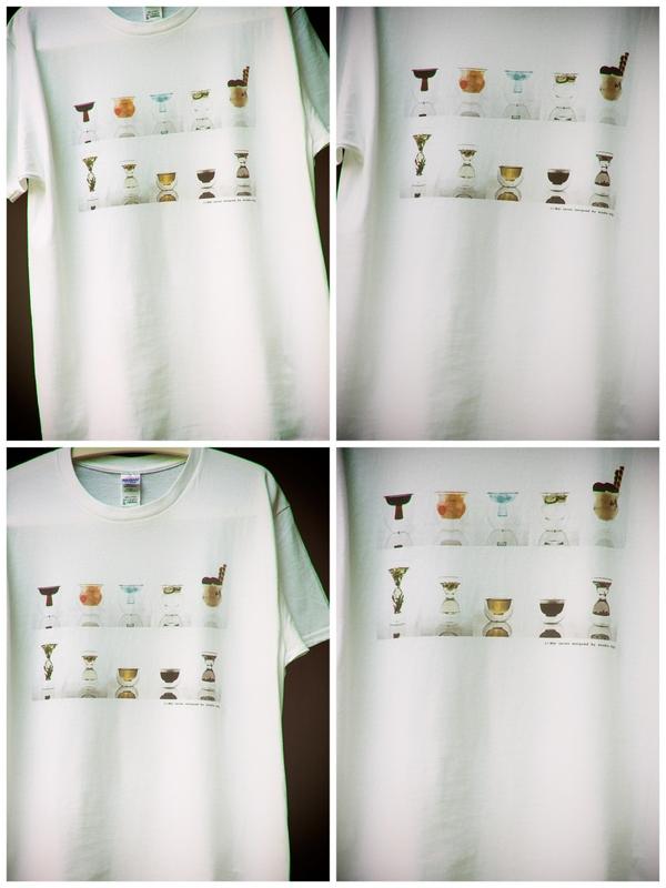 [ 裏-外系列 ] 夏日短袖中性T-Shirt (LWTS_01)