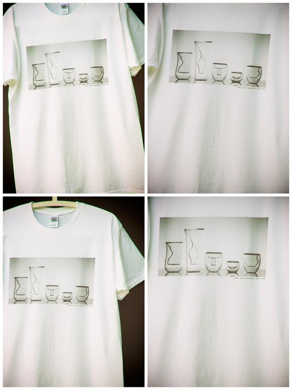 (複製)[ 裏-外系列 ] 夏日短袖中性T-Shirt (LWTS_01)