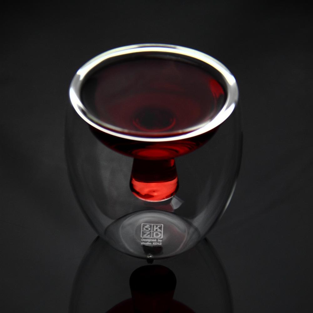 studio KDSZ 裏-外 雙層玻璃杯系列(LW02)