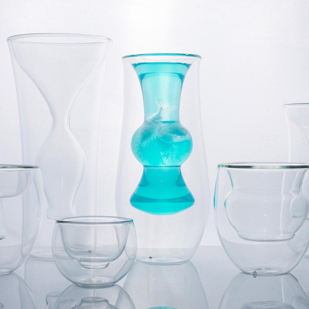 studio KDSZ 裏-外 雙層玻璃杯系列(LW06)