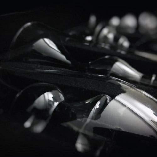 studio KDSZ 裏-外 雙層玻璃杯系列(一套)