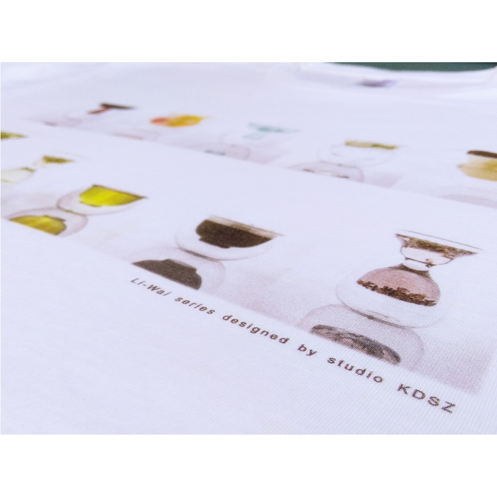 studio KDSZ|[ 裏-外系列 ] 夏日短袖中性T-Shirt (LWTS_01)
