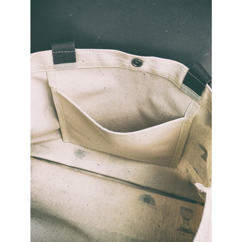 studio KDSZ|[ 裏-外系列 ] 肩背帆布包 (LWBG_02)