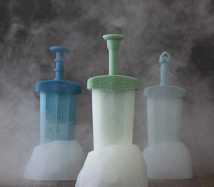 SiPALS|食兵器 - 劍形製冰器