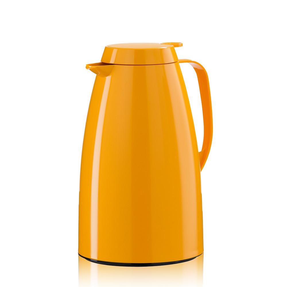 德國EMSA|頂級真空保溫壺 巧手壺系列BASIC 1.5L 甜蜜橘
