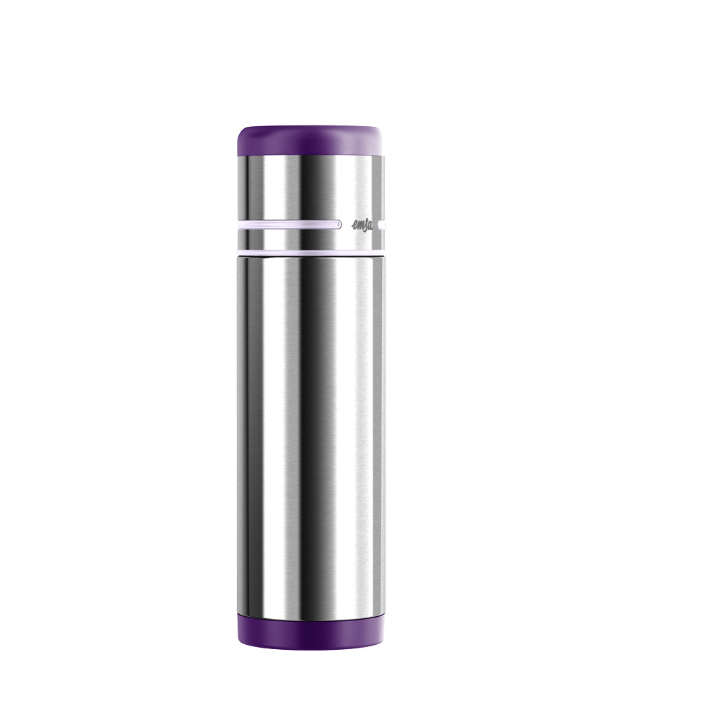 德國EMSA|隨行保溫杯MOBILITY 500ml-蘿蘭紫