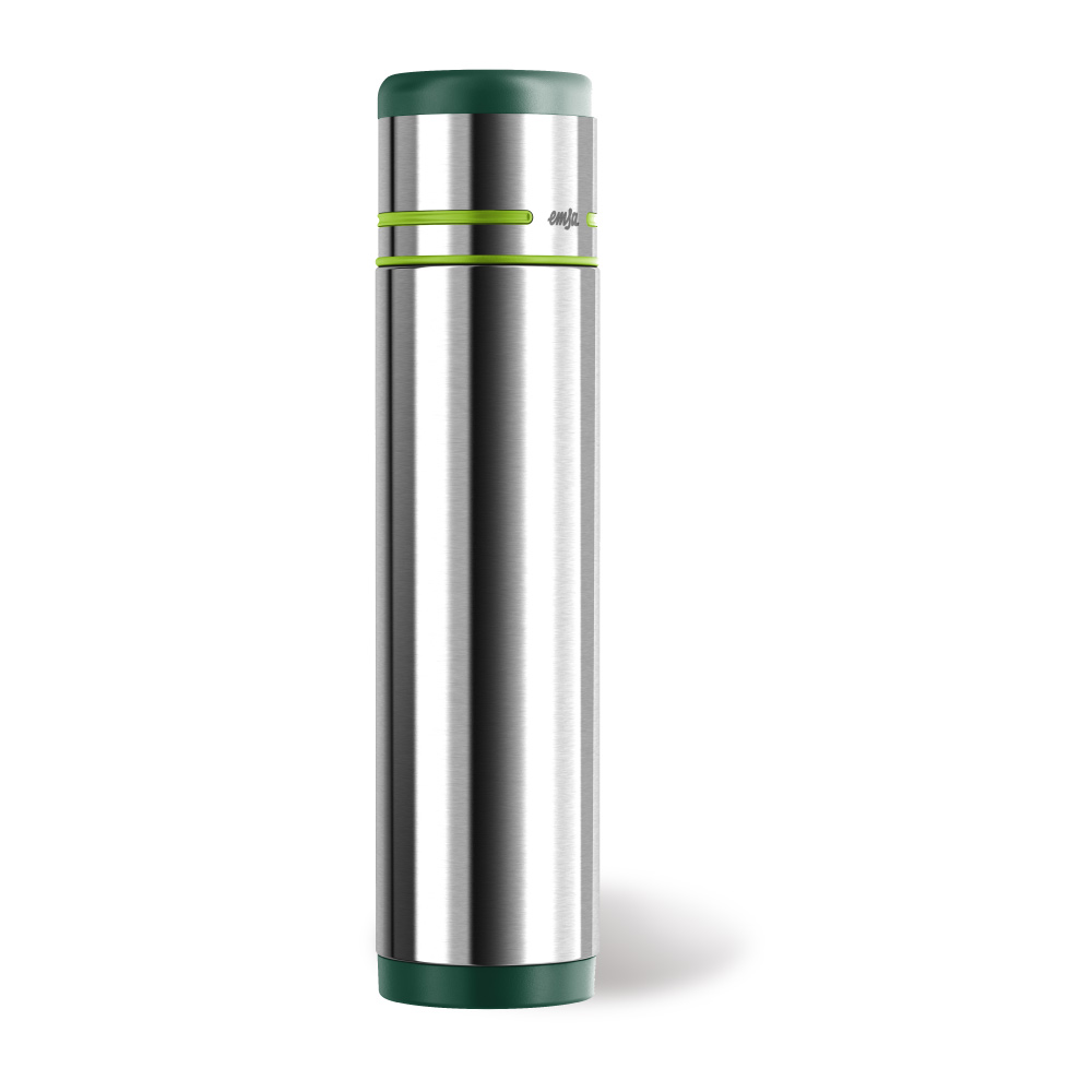 德國EMSA|隨行保溫杯MOBILITY 700ml-翠綠