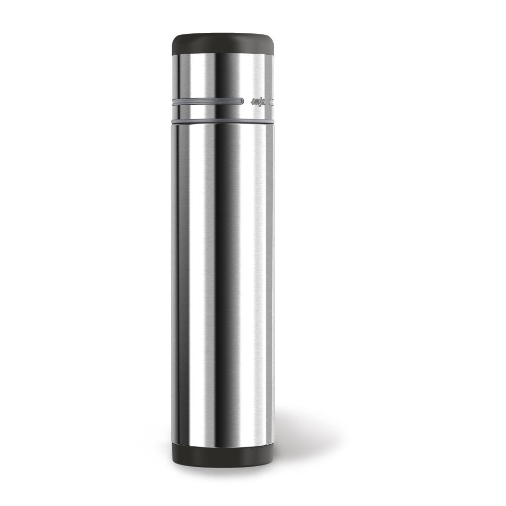 德國EMSA|隨行保溫杯MOBILITY 700ml-銀灰
