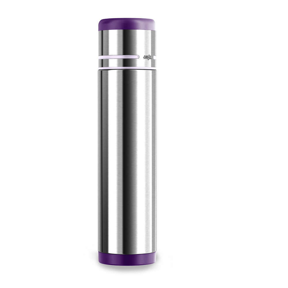 德國EMSA|隨行保溫杯MOBILITY 700ml-蘿蘭紫