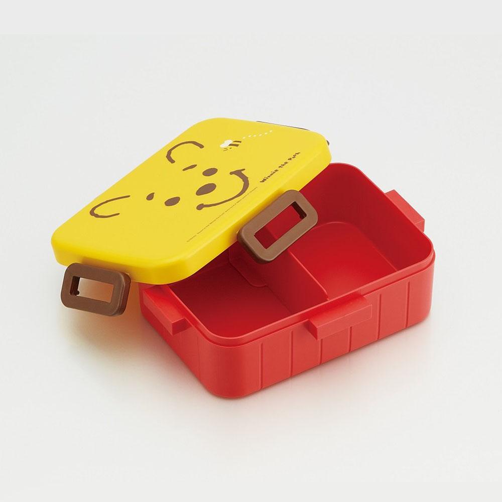 Skater|無印風便當盒 保鮮餐盒 650ML-小熊維尼