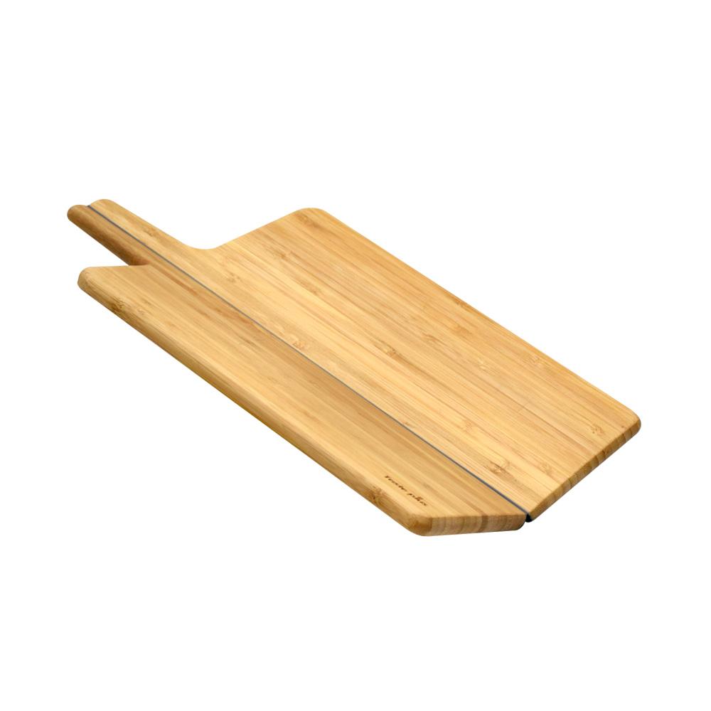 Taste Plus|悅味 天然楠竹 折疊砧板 切菜板 料理板 輕鬆料理不外漏(摺疊好收納)